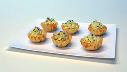 Cannoli tarts