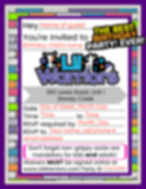LilWarriors Invite How to Fill Out.png