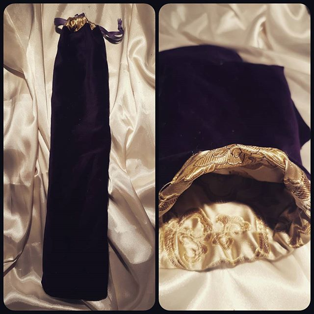 Luxurious Wand Bag