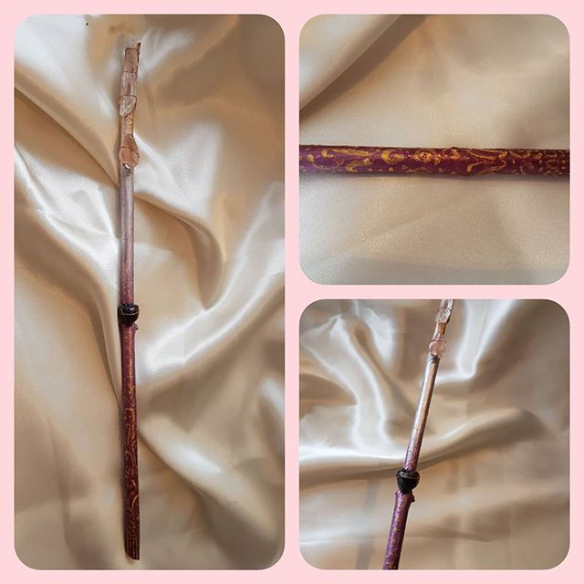 Goddess/Angel Wand