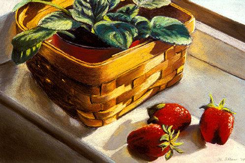 Warm Strawberries