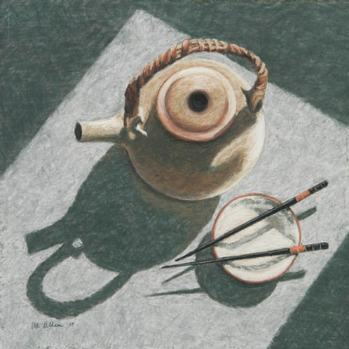Japanese Teapot #1