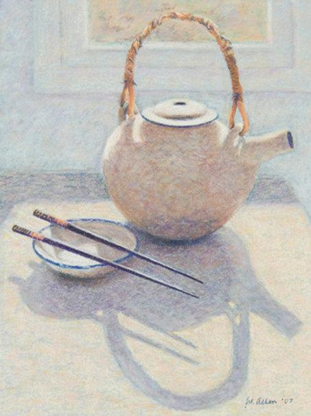 Japanese Teapot #2