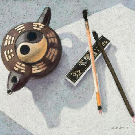 Yin Yang Teapot