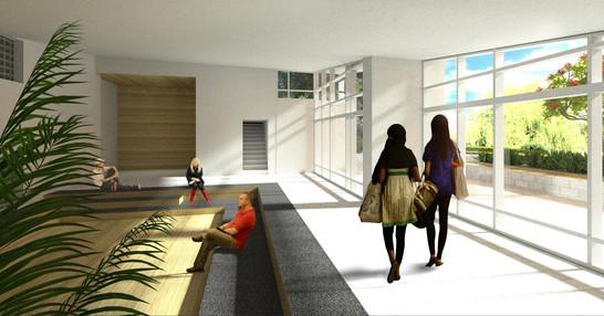 Grejsdalens Efterskole i Vejle Ny foyer