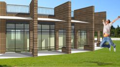 Hover ny klubhus arkitekt 1
