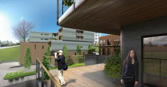 Arkitekt lejligheder i Århus
