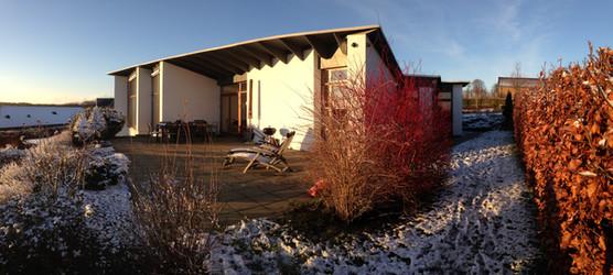 ARK-plus-Nordic passivhus villa