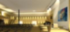 Skjern Bykirke Forslag 3 m Lys og nyt al