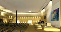 Sal kirke visualisering