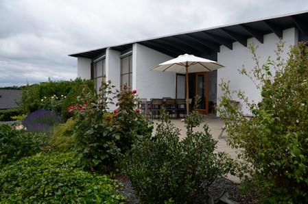 At være gennemtænkt er luksus! - Villa i Vejle, der udnytter energien, den skrånende grund og udsigten fuldt ud.