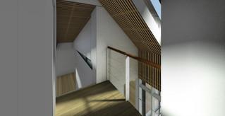 Åben mellem etagerne