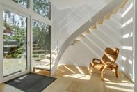 Klassisk murstens-villa m moderne 50