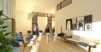 Sundhedscenter_v_Aarhus_venteområde_v_K