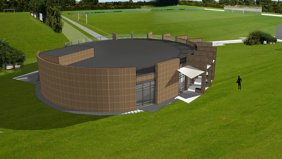 Hover ny klubhus arkitektkonkurrence