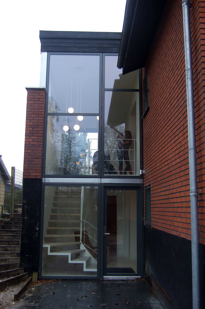 50er stil villa Randers
