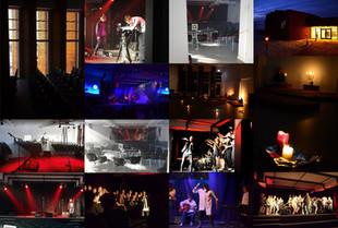 Koncert & stemning i teater- Koncertsale