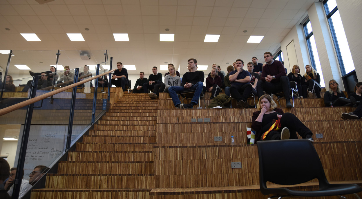 Innovations-hus center Academy of Agricu