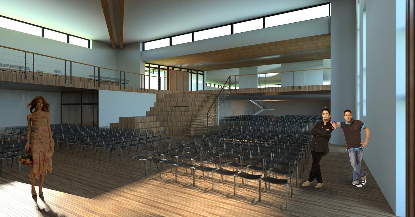 Bykirken Vejle - en fleksibel kirke