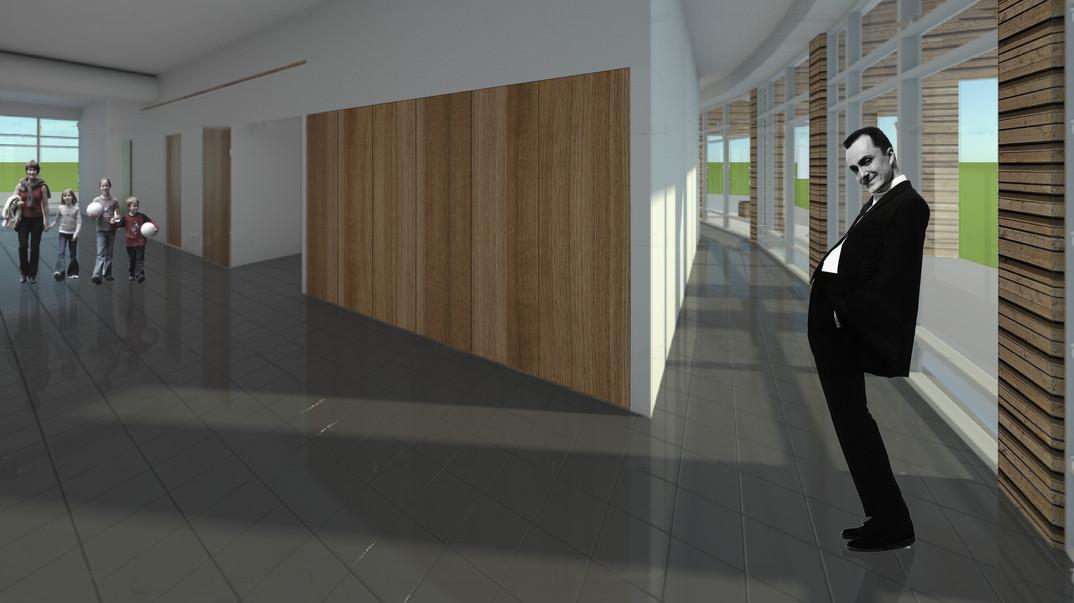Reden i Hover ny klubhus