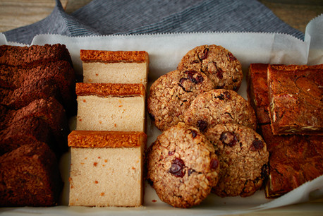 Baked Goods including GF, Paleo, All Natural