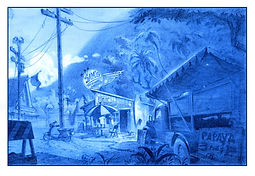 Lilo_Concept Drawing of Tropical Grocer_
