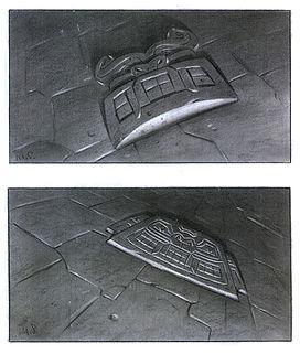 E.N.G.-Wall Gargoyles, M.Spooner