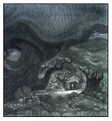 Dreamworks', SHREK_The Witch's Wagon Con
