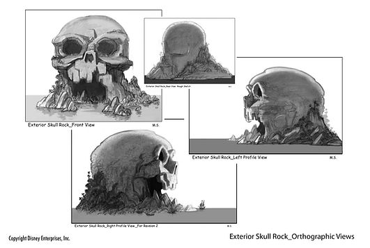 ExteriorSkull Rock_OrthographicViews.jpg