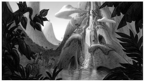Disney's, Tinker Bell_Neverland Lagoon w