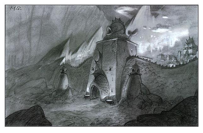 Big Idea's, Jonah_Ninevah Gate Concept D