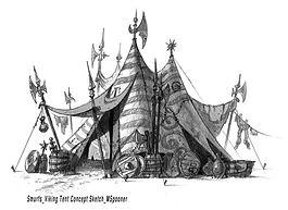 Smurfs_Viking Encampment Tent_MSpooner.j