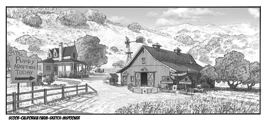 SCOOB_California Farm Sketch_MSpooner-Re