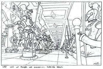 Disney's, Goof Troop_Int. Tower of Londo
