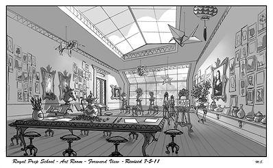 Royal Prep School - Art Room -Forward Vi