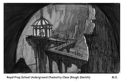 Royal Prep School Underground Chemistry