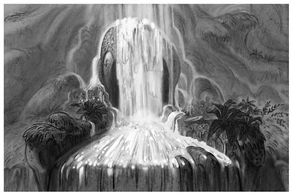 Disney's, Tinker Bell_Neverland Water Fa