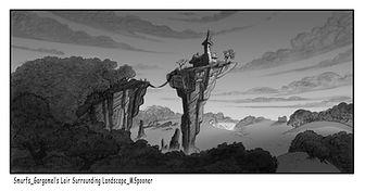 Smurfs_Gargamel's Lair Landscape Z.jpg