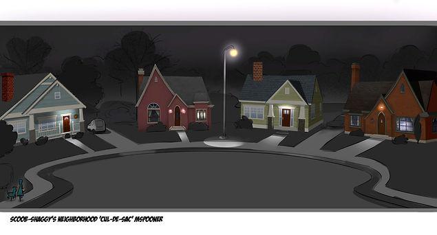 Scoob_Shaggy's Neighborhood 'Cul-de-Sac_