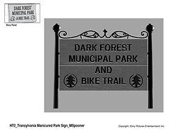 HT2_Transylvania Manicued Park Sign_MSpo