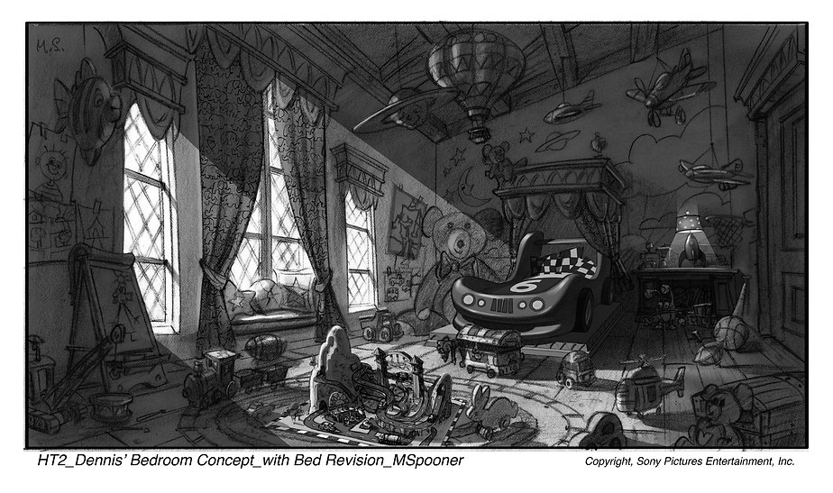 HT2_Dennis' Bedroom Concept_With Race Ca