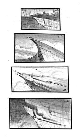 Jim solar Surfing on Montressor Concept