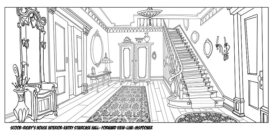 SCOOB_Rigby's House_Interior Forward Vie