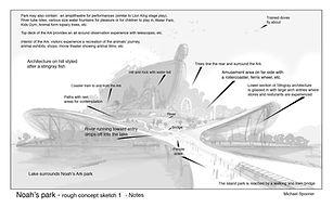 Noah's Park-Rough concept sketch 1-with