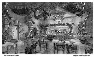 1988_Sea Food Resturant_Chip 'n' Dale Re