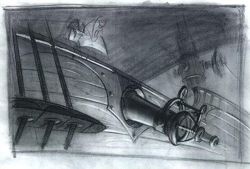 Disney's, Treasure Planet_Legacy Cannon