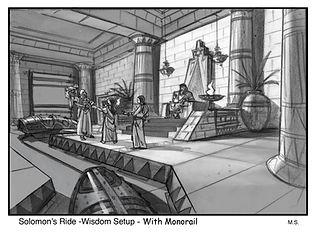 Solomon's Ride_Wisdom Setup-with Monorai