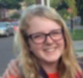 Emily smiling