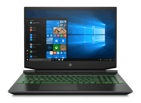 "HP Pavilion Gaming 15-ec0002la - Notebook - 15"" FHD"