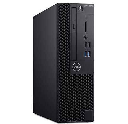 Dell OptiPlex - Extraplano de sobremesa - Intel Core i5 I5-9500 / 3 GHz